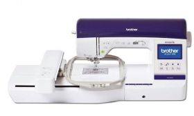 Brother Innov-Is NV2600 Sewing & Embroidery Machine.