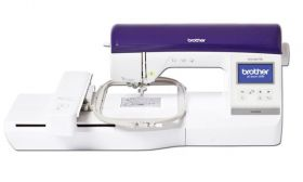 Brother Innov-Is NV800e Computerised Embroidery Machine Normally £1299, Save £300. Next Working Day Delivery