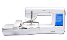 Brother Innov-Is V3 Embroidery Machine Includes FREE Premium Pack worth £297 (UGKV1 & FLED1)