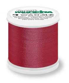 Madeira 9840_1381 | Rayon Embroidery Thread 200m | Mulberry