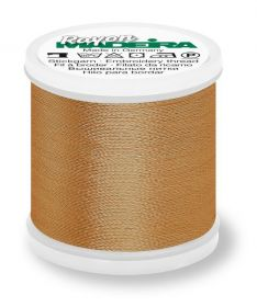 Madeira 9840_1126 | Rayon Embroidery Thread 200m | Tan