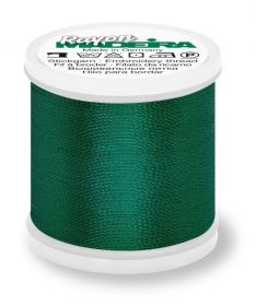 Madeira 9840_1103 | Rayon Embroidery Thread 200m | Dark Pine Green