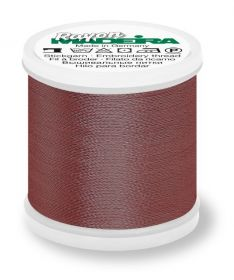 Madeira 9840_1358 | Rayon Embroidery Thread 200m | Chestnut