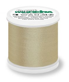 Madeira 9840_1338 | Rayon Embroidery Thread 200m | Burnt Toast