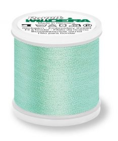 Madeira 9840_1047 | Rayon Embroidery Thread 200m | Seafoam Green