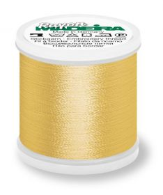 Madeira 9840_1159 | Rayon Embroidery Thread 200m | Gold Spark