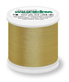 Madeira 9840_1191 | Rayon Embroidery Thread 200m | Flax