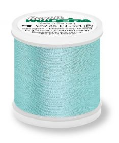 Madeira 9840_1045 | Rayon Embroidery Thread 200m | Light Teal