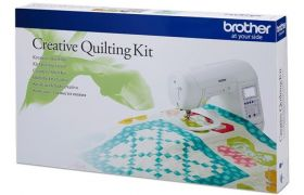 Brother QKF3UK | Creative Quilting Kit