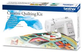 Brother QKM2UK | Creative Quilting Kit