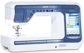 Brother Innov-Is V5 Limited Edition Sewing & Embroidery Machine Late November Delivery, order today to avoid disappointment
