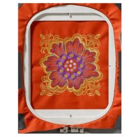 Brother EF91 | Embroidery Frame Quilt | 200x200mm