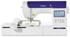 brother f440e embroidey machine 0% finance