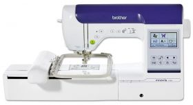 brother  f480 sewing & embroidery machine on finance