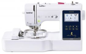 brother m280d disney computerised sewing & embroidery machine on zero finance