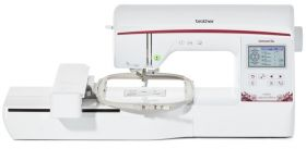 brother embroidery machine with finance