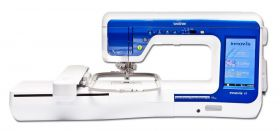 brother v7 sewing and embroidery machine with 0% finance