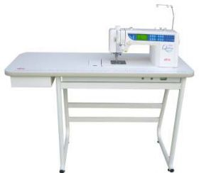 Elna 494704004   7300 & 7200 Sewing Table and Stand Unit