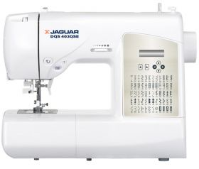 Jaguar DQS 403 QSE Computerised Sewing Machine Rebox.