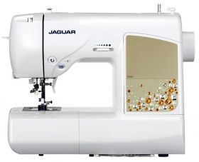 Jaguar DQS 405 Computerised Sewing Machine. Includes Free Quilt Kit Early December Delivery, PREORDER ONLINE TODAY. Offer Finishes 30th November.