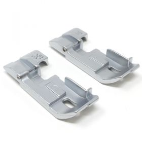Janome 202039000 | Overlock Piping Foot Set | Category B, C, D, E