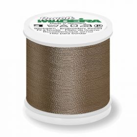 Madeira 9840_1144 | Rayon Embroidery Thread 200m | Light Brown