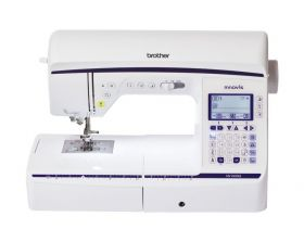 Brother Innov-Is NV1800Q Computerised Sewing Machine Normally £1299, Save £300. Next Working Day Delivery