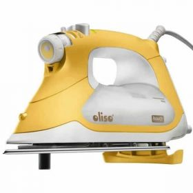 oliso smart iron for sewing quilting